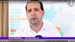 Dep. Estadual/PR  eleito Marcel Micheletto, integrará a Frente Parlamentar em defesa das Lojas Francas